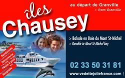 Vedettes des Îles Chausey