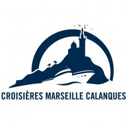 Logo Croisières Marseille Calanques